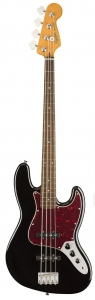 SQUIER CLASSIC VIBE 60S JAZZ BASS LAUREL BLACK