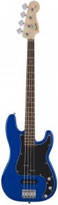 SQUIER AFFINITY PRECISION PJ JAZZ BASS LAUREL IMPERIAL BLUE
