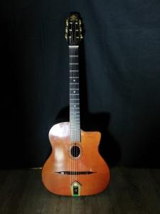 chitarra Manuche Jean Barault petit bouche usata