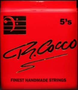 Cocco Rc5Fatpn Muta Basso Elettrico 5 Corde 44-128 Nickel
