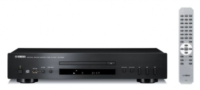 YAMAHA CD S300 COMPACT DISC BLACK