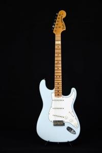 FENDER CUSTOM SHOP 1969 JOURNEYMAN RELIC SONIC BLUE
