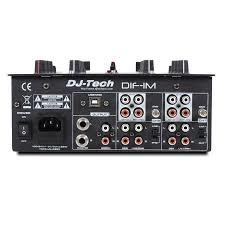 Djtech Dif1M Midi Con Innofader