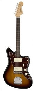 FENDER ORIGINAL 60S JAZZMASTER 3 COLOR SUNBURST