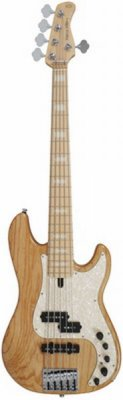 SIRE BY MARCUS MILLER P7 SWAMP ASH 5 NATURAL
