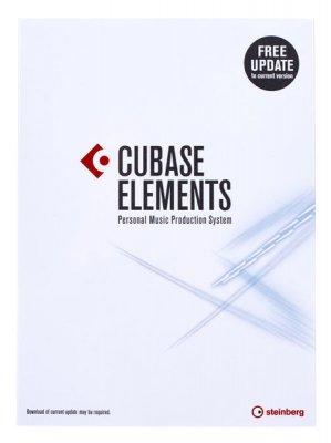 STEINBERG CUBASE ELEMENTS 9.5 RETAIL