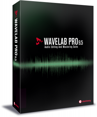 STEINBERG WAVELAB PRO 9.5 EE