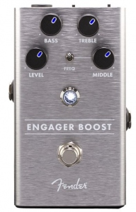 FENDER ENGAGER BOOST PEDALE EFFETTO
