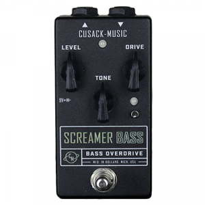 CUSACK MUSIC SCREAMER BASS PEDALE EFFETTO