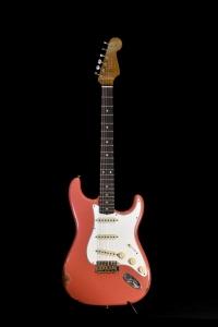 Fender Custom Shop Tomatillo Stratocaster Relic Aged Tahitian Coral
