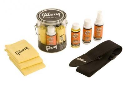 Gibson  Guitar Care Kit Con Tracolla