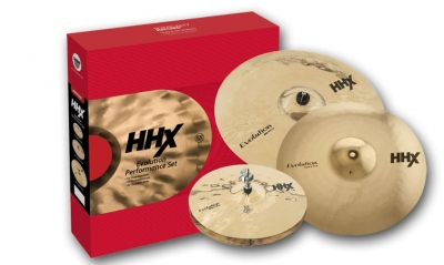 SABIAN SET PIATTI HHX EVOLUTION PACK 15005XEBFT