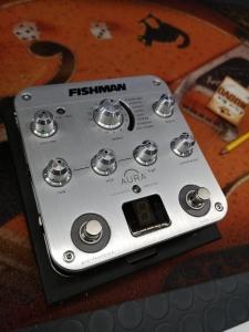 Fishman Aura Spectrum usato