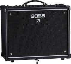 Boss Katana 50  con cover usato