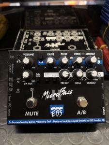 Ebs Micro Bass II usato