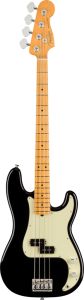 Fender American Professional Ii Precision Bass Maple Black