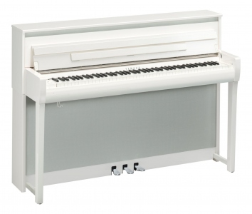 YAMAHA CLP685PWH PIANOFORTE DIGITALE