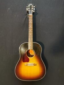 Gibson J45 Custom Shop Left 2013 Chitarra Acustica Mancina Usata
