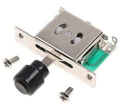 Stealton Pickup Switch 3 Posizioni Scatolato Tgs204