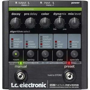 Tc electronic Nova Reverb usato