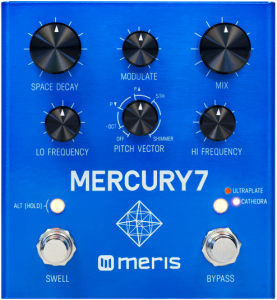 MERIS MERCURY 7 RIVERBERO