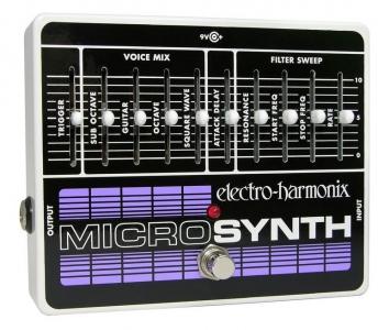 Electro Harmonix Micro Synthesizer usato