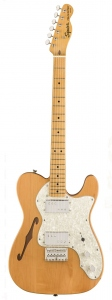 SQUIER CLASSIC VIBE 70S TELECATER THINLINE NATURAL