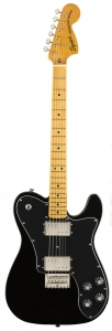 SQUIER CLASSIC VIBE 70S TELECASTER DELUXE BLACK