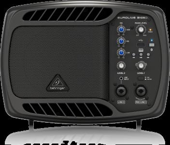 Behringer Monitor B105D 50W Portatile con MP3 e Bluetooth