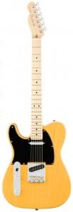 Fender Professional Telecaster Left Hand Butterscotch Chitarra Mancina