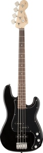 Squier Affinity Precision Jazz Bass Bwb Pg Black