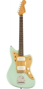 Squier Limited Jazzmaster Classic Vibe 60 Surf Green Chitarra Elettrica