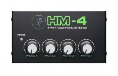 MACKIE HM-4 AMPLIFICATORE CUFFIE