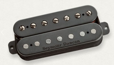 SEYMOUR D. PICKUP 11102-97-P-BLK-7STR SENTIENT NECK 7 STRING BLACK