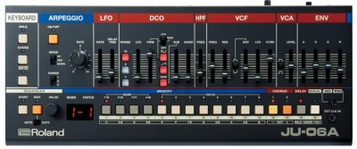 ROLAND JU06A BOUTIQUE LIMITED EDITION MODULO SONORO