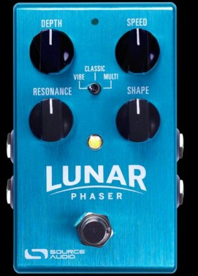 SOURCE AUDIO SA241 ONE LUNAR PHASER PEDALE EFFETTO