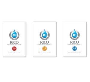 RICO REED VITALIZER 84%