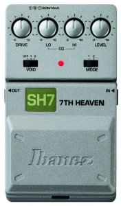 IBANEZ SH7 HEAVEN DISTORSORE X CHIT 7C