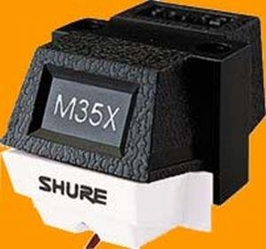 SHURE M35X CARTUCCIE X DJ