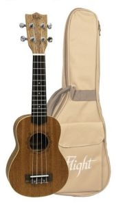 FLIGHT UKULELE SOPRANO DUC321