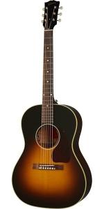 Gibson 50S Lg-2 Vintage Sunburst Small Body Chitarra Acustica Elettrificata