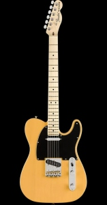 FENDER TELECASTER LTD FSR AMERICAN PERFORMER BUTTERSCOTCH BLONDE