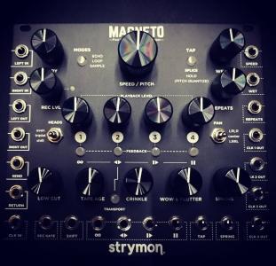 STRYMON MAGNETO DELAY STEREO