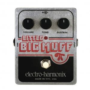 Electro Harmonix little big muff usato