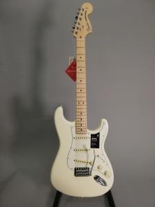 Fender Stratocaster Ltd Fsr American Performer Olympic White