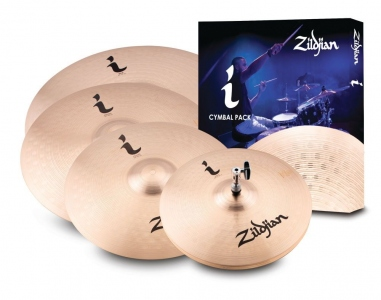 Zildjian Cartone 5 I Pro Gig Set Piatti 4 Pz.