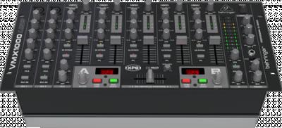 Behringer Vmx1000Usb Mixer 7 Canali Per Dj Con Scheda Audio Usb