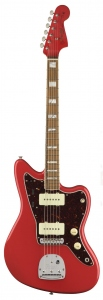Fender Limited Edition 60Th Anniversary Classic Jazzmaster Fiesta Red