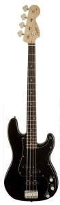 SQUIER AFFINITY PRECISION JAZZ BASS LAUREL BLACK