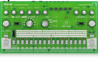 Behringer Rd6 LM Analog Drum Machine